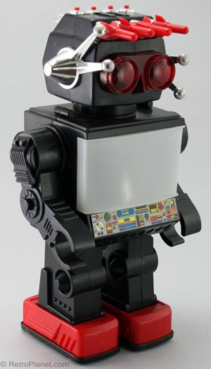 Conversation-Stopping Robot