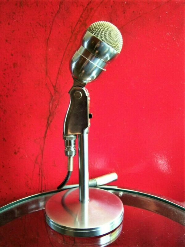 Willis Conover's Microphone