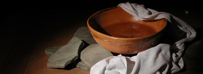 Pontius Pilate's Cleaning Bowl