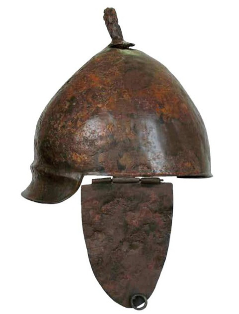 Boudica's Helmet
