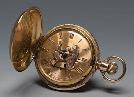 Joseph Dunninger's Pocket Watch