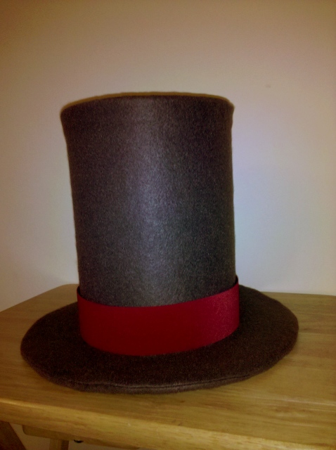 Professor Layton's Hat