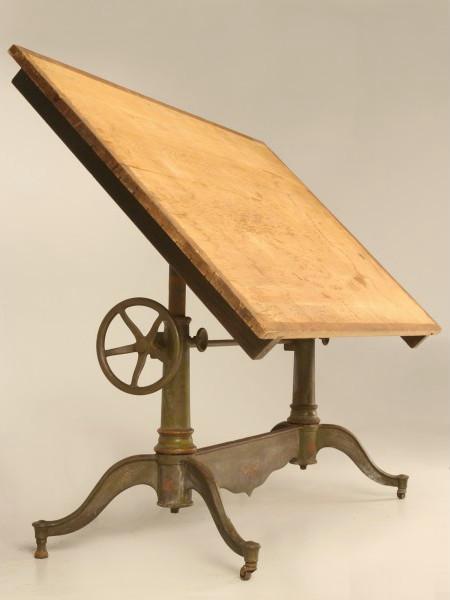 John DeLorean's Drawing Table