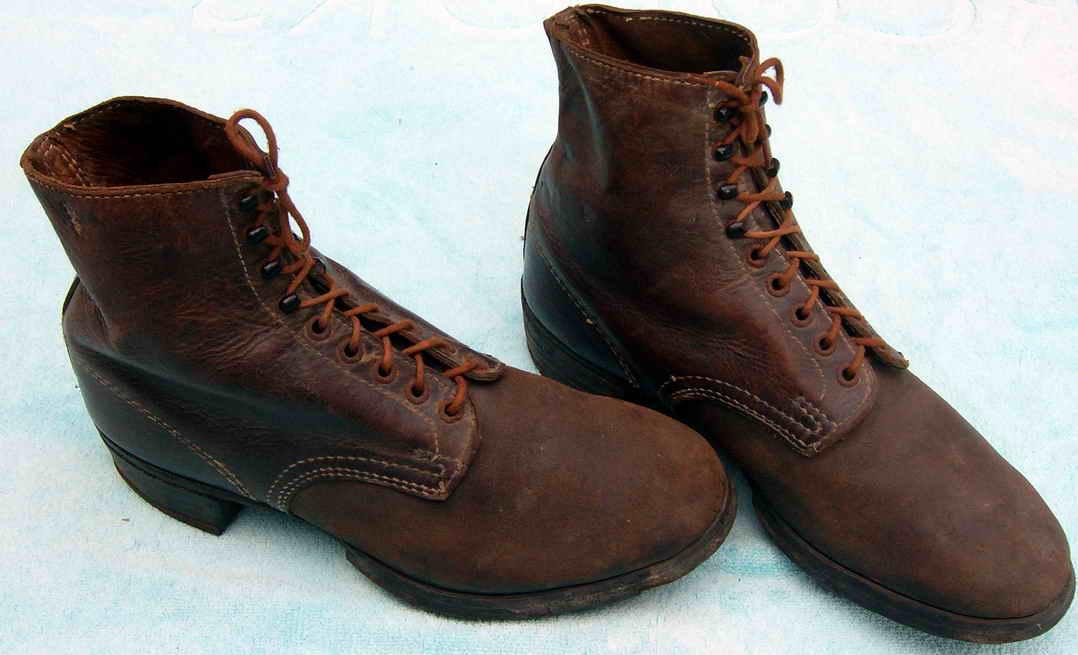 Peter Kollwitz's Boots
