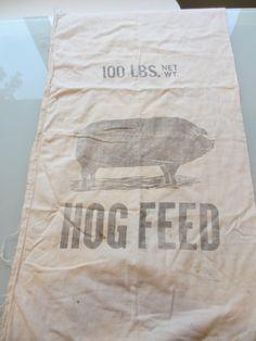 Robert Pickton's Bag of Pig Feed