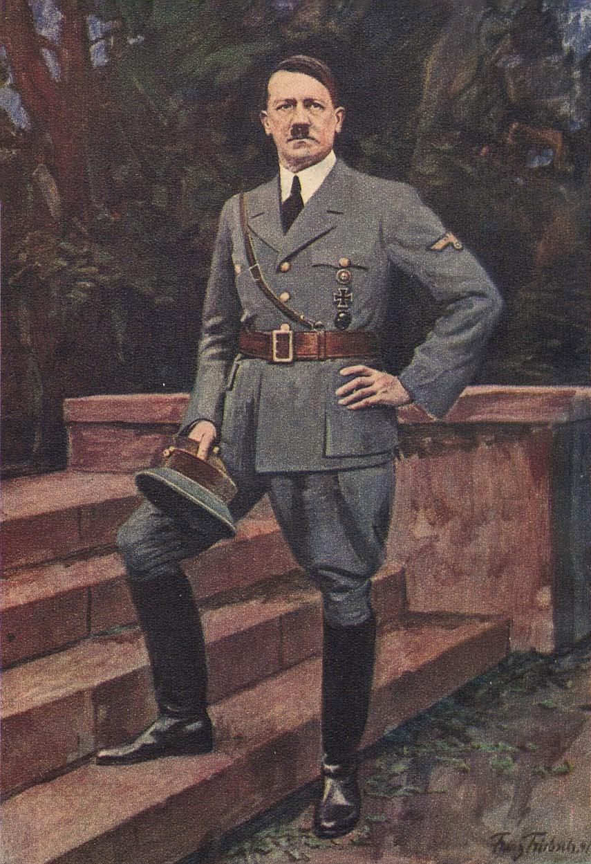 Conrad Hommel's Paint