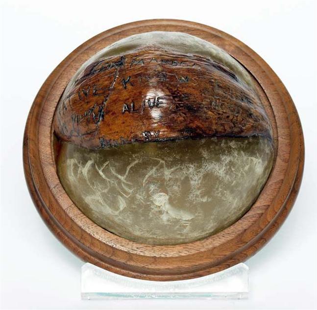 John F. Kennedy's Coconut