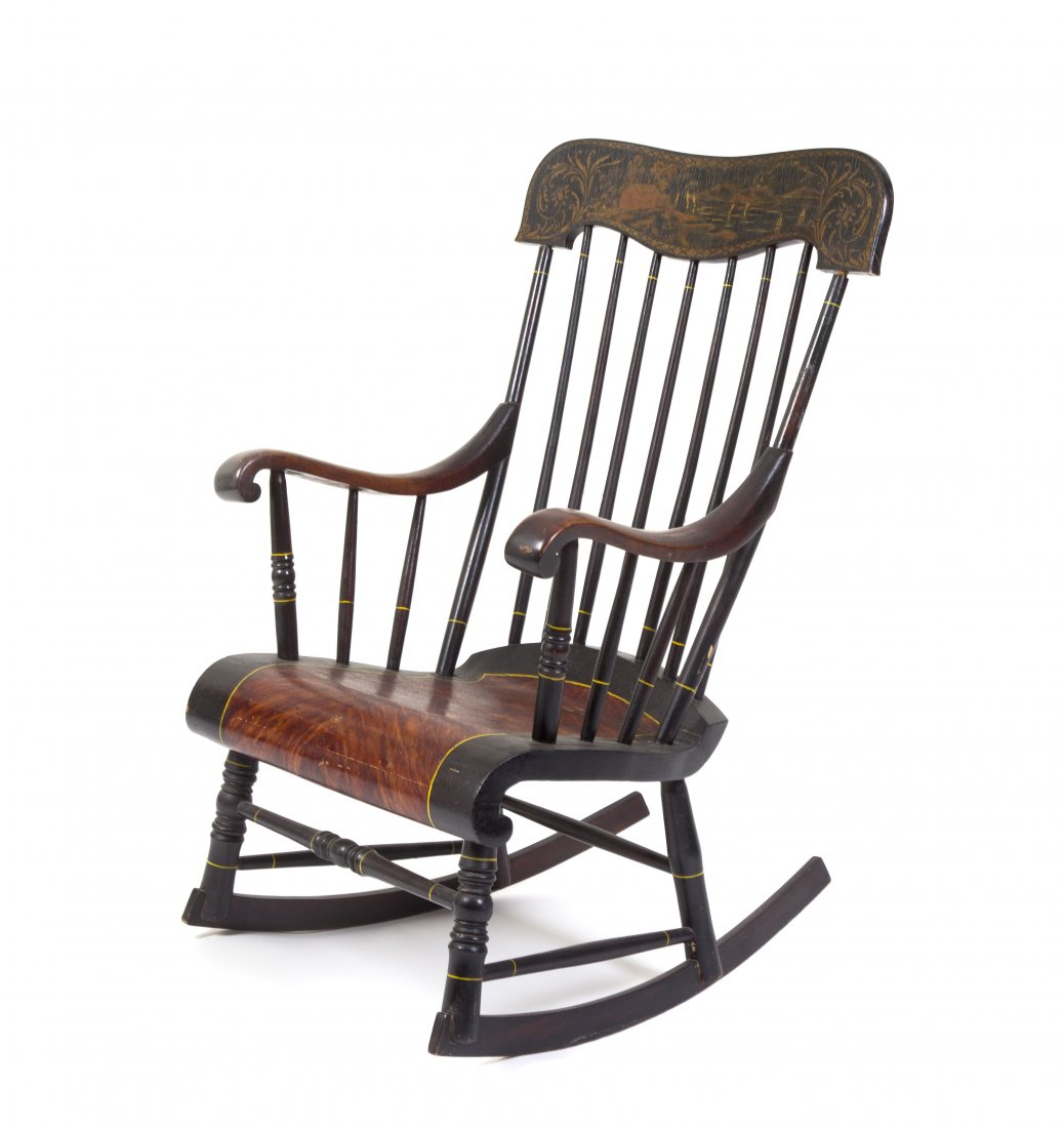 Picture of: Whistler S Mother S Rocking Chair Warehouse 13 Artifact Database Wiki Fandom