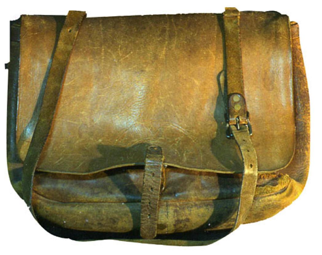 Buffalo Bill's Mail Bag