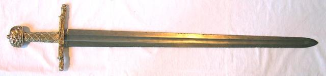 Percival's Grail Sword