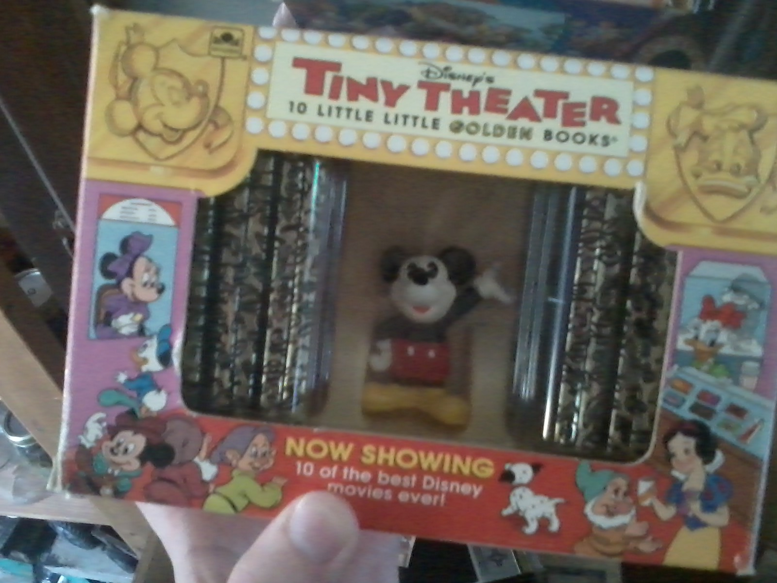 Disney Tiny Theater