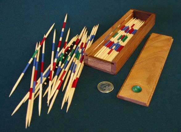 Jeffrey Dahmer's Pick-Up Sticks