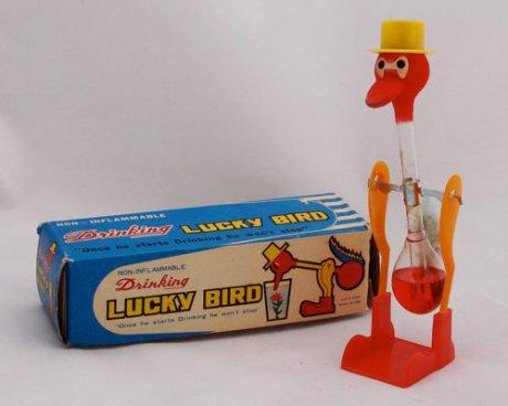 B. F. Skinner's Dippy Bird