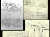 "Frank Lloyd Wright's Blueprints of ""Fallingwater"""