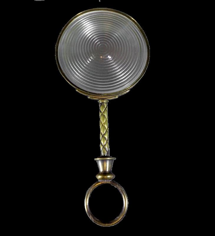 Augustin-Jean Fresnel's Magnifying Glass