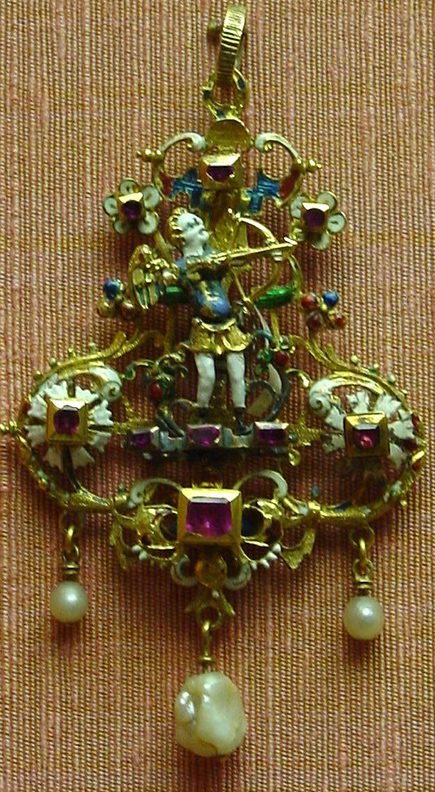 Lady Jane Grey's Necklace