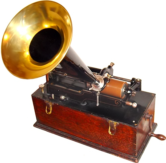 Axeman of New Orleans' Phonograph