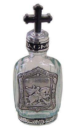 Teresa of Avila's Bottle of Holy Water