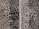 Frank Herbert's Map of Arrakis