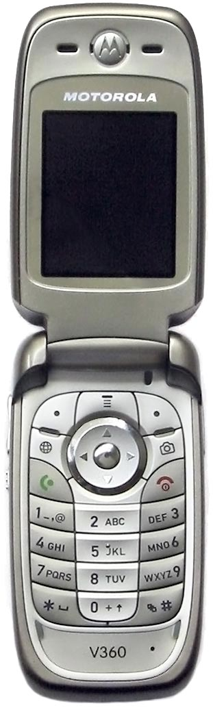 Michael Connell's Cellphone