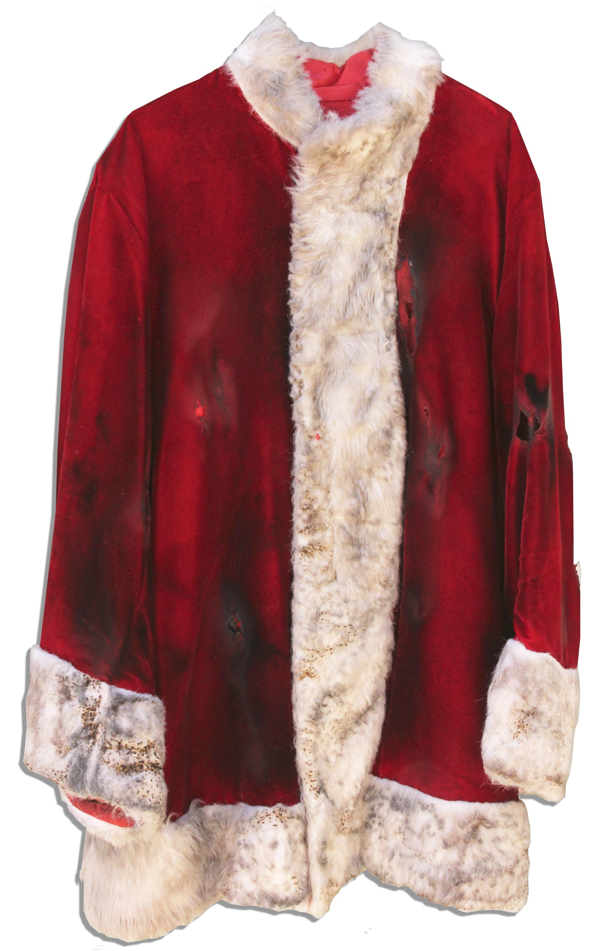 Marshall Ratliff's Santa Claus Suit
