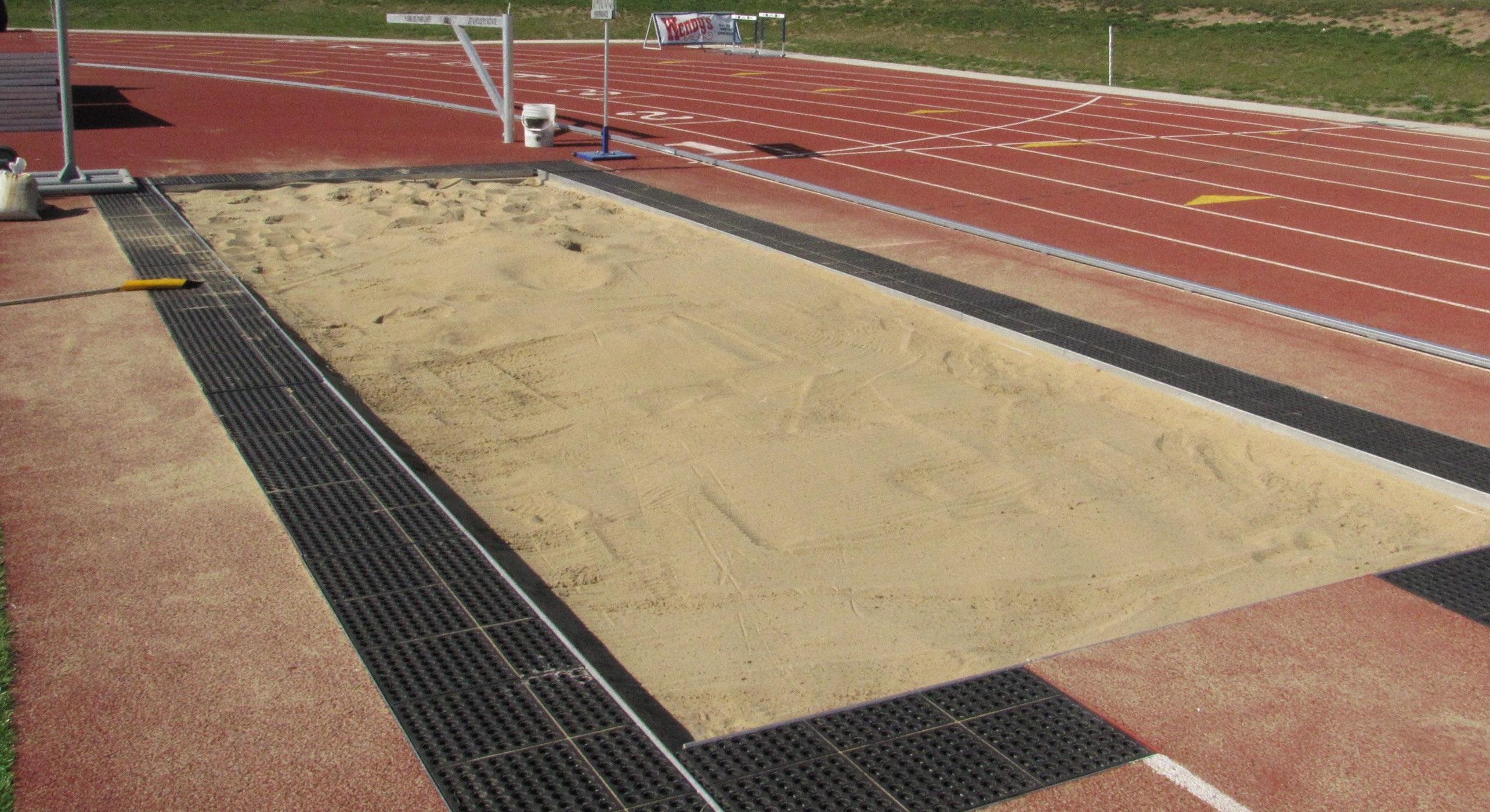 Bob Beamon's Sand Pit