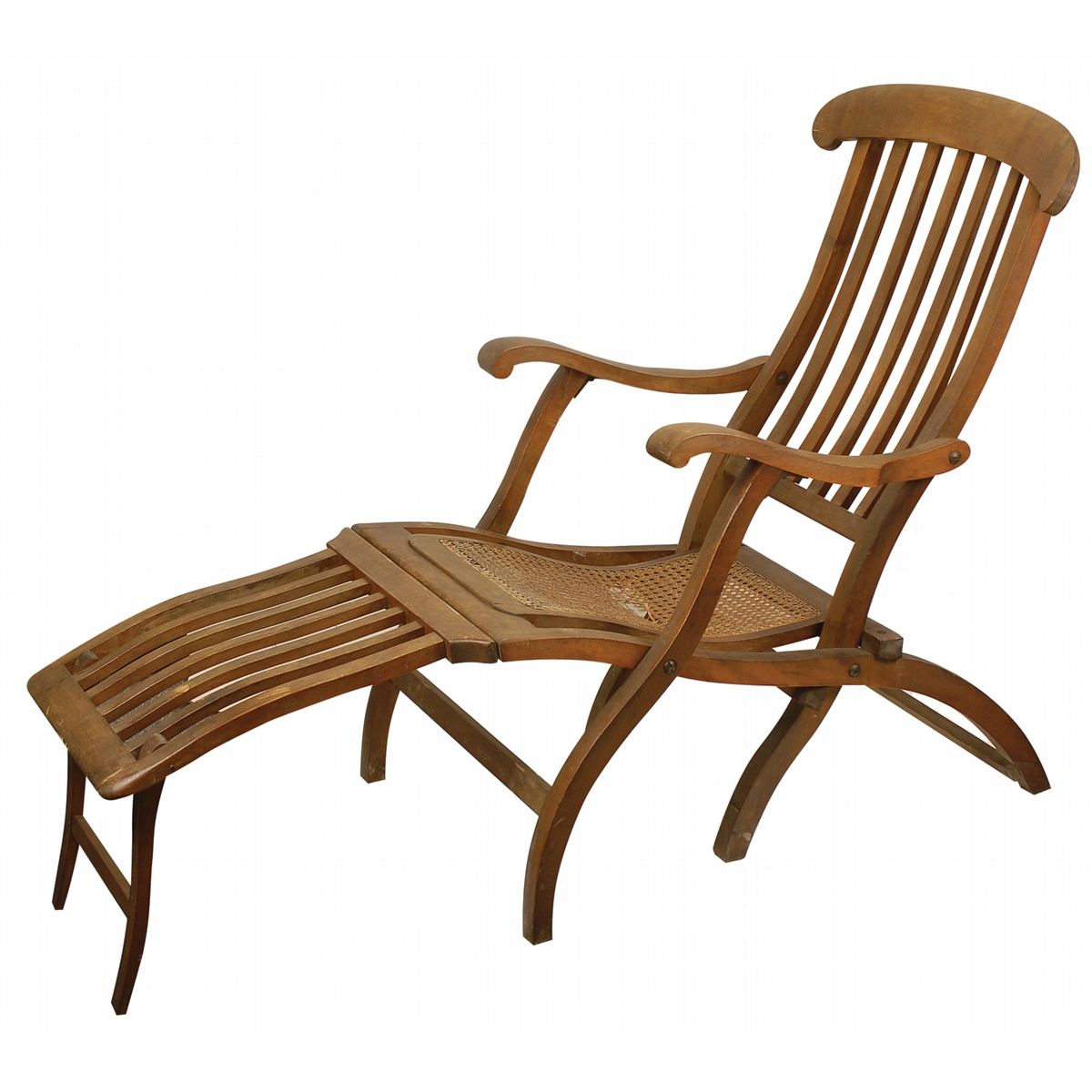 Benjamin Guggenheim's Deck Chair