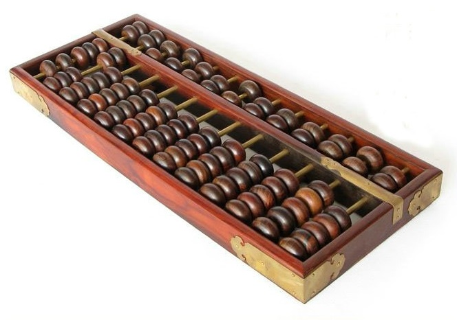 Alfred Kinsey's Abacus