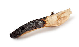 Firewood from the Execution of Jacques De Molay