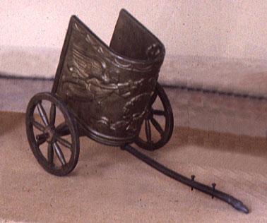 Gaius Appuleius Diocles' Chariot