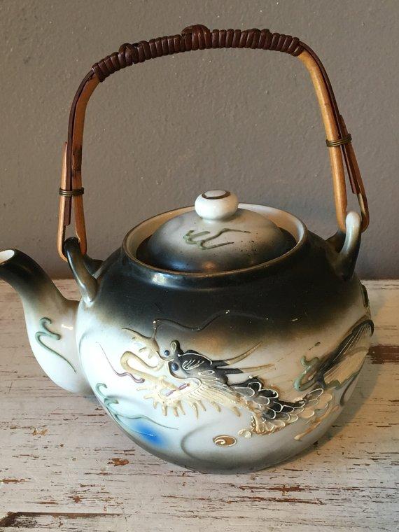 Teapot of Kuraokami