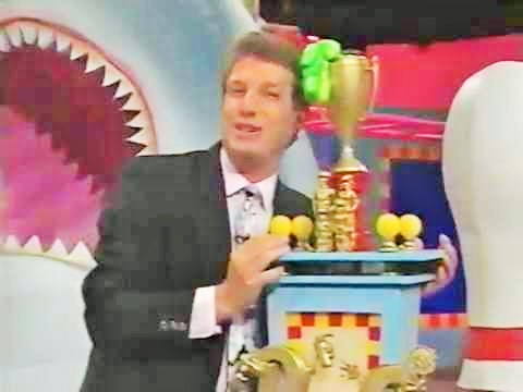 Family Double Dare Tournament of Champions Trophy