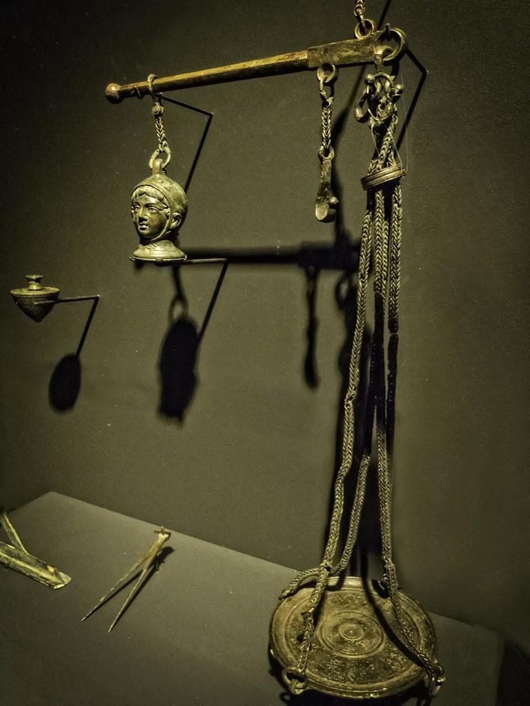 Roman Scales