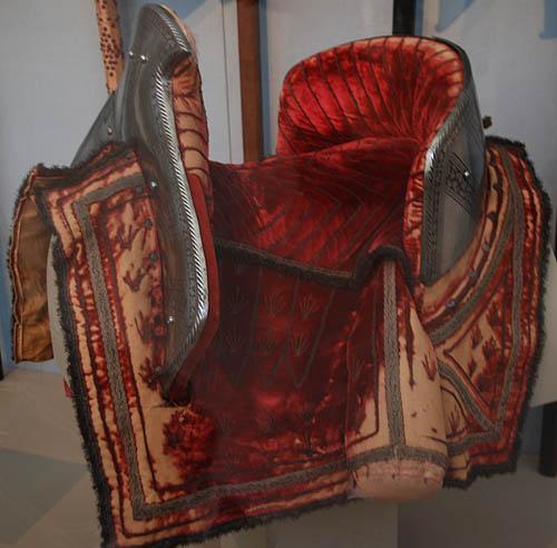 The Saddle of Bayard