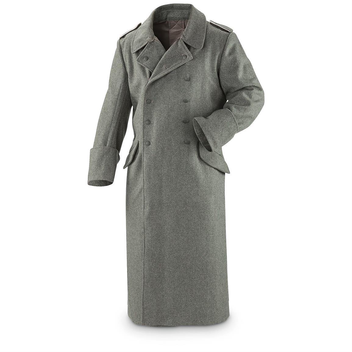 Erwin Rommel's Trenchcoat