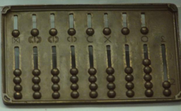Adelard of Bath's Abacus
