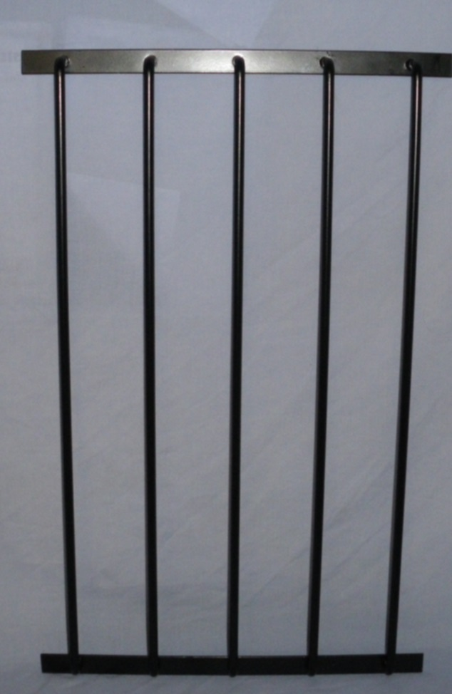Iron Bars from the UpStairs Lounge