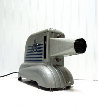 Brumberger Industrial Slide Projector