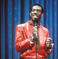 Eddie Murphy's Microphone
