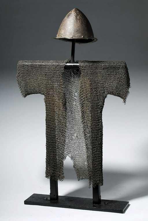 Iron Jacket's Mail Armor