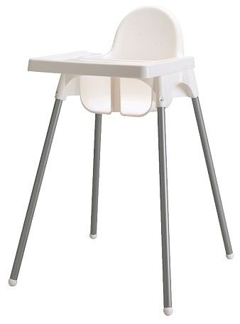 Laughing Baby's Highchair