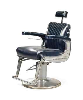Albert Anastasia's Barber Shop Chair