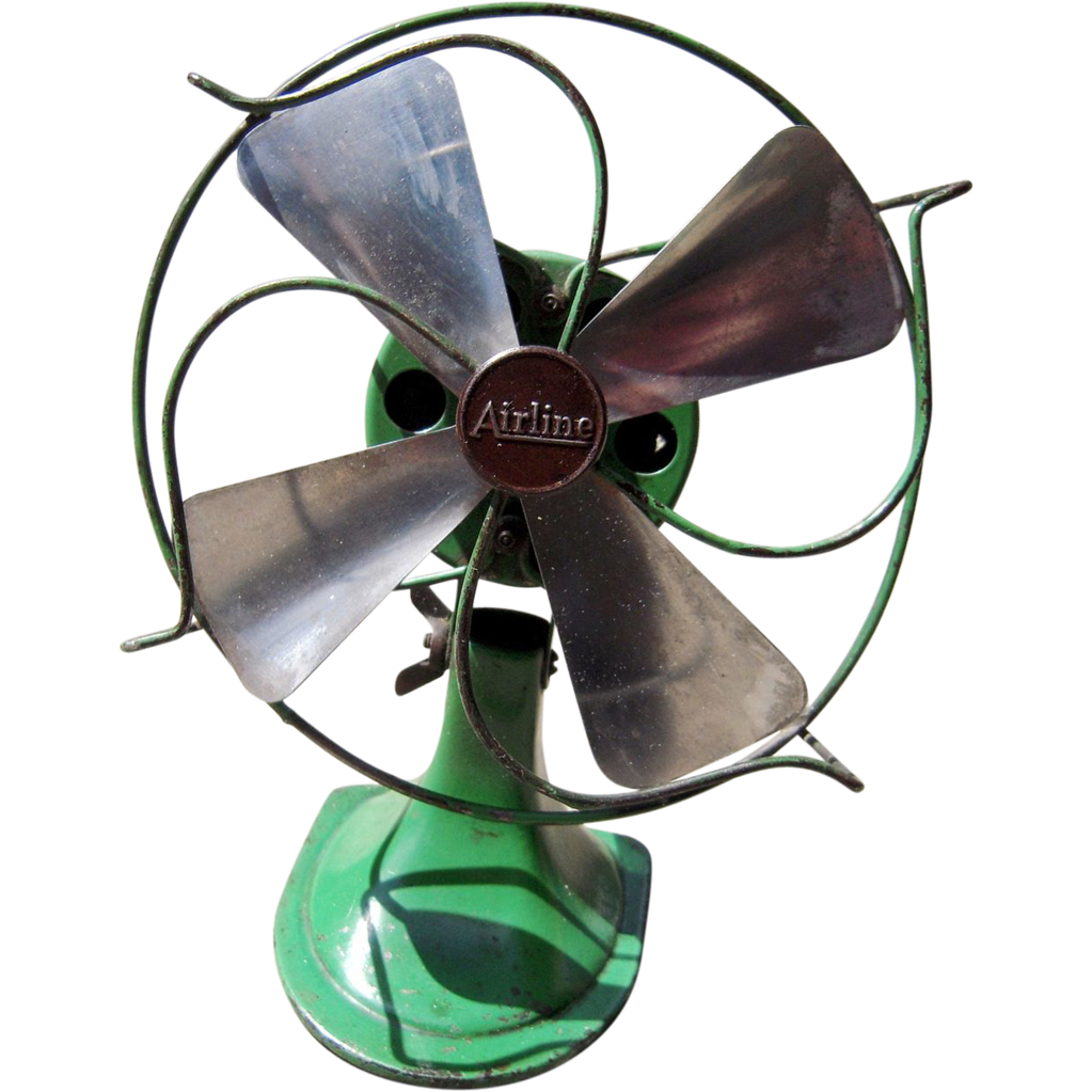 Noah Brannen's Desk Fan