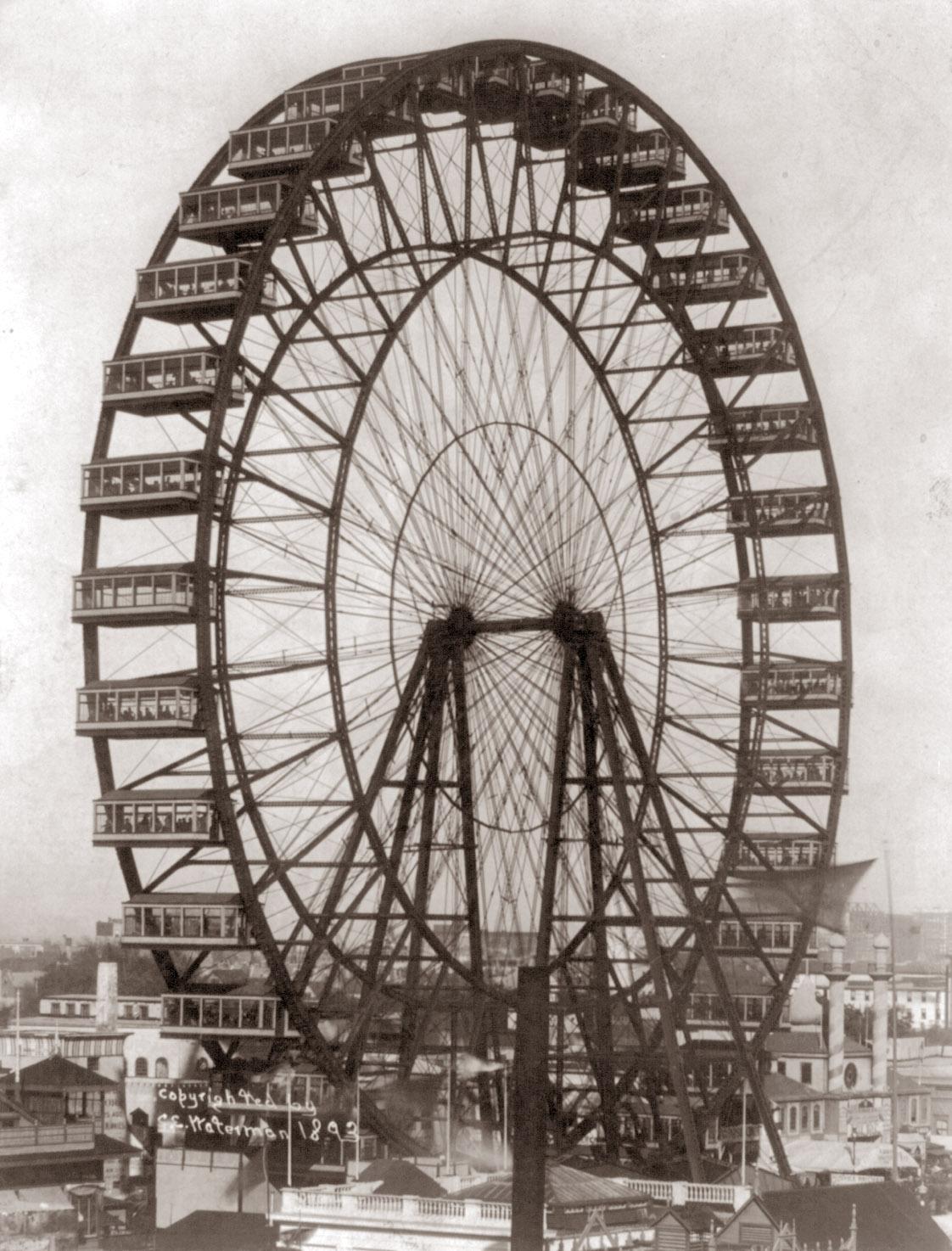Chicago Wheel