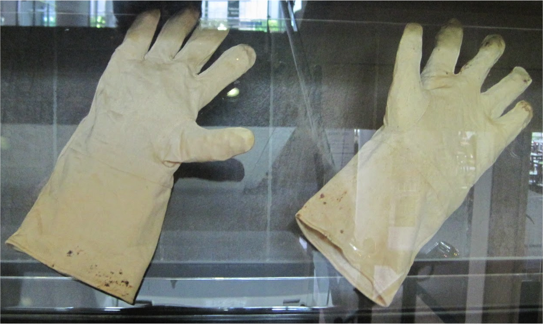 Edmund Hillary's Climbing Gloves