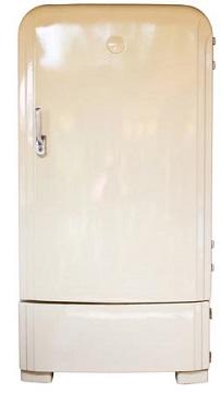 Predatory 1950's Refrigerator