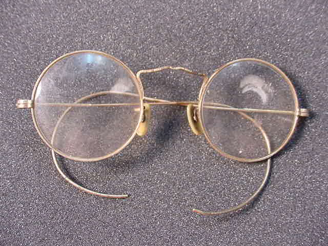Mary Shelley's Glasses