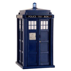 TARDIS Stage Prop