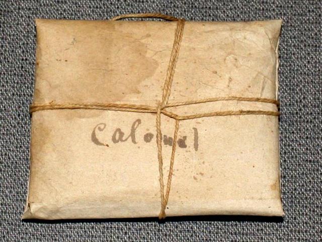 Joseph Lister's Padding
