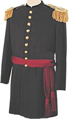 Barnard Elliott Bee Jr.'s Civil War Uniform